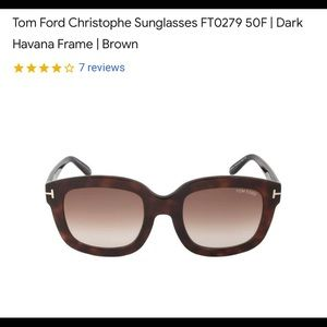 New Women's Tom Ford Sunglasses Summer Sale